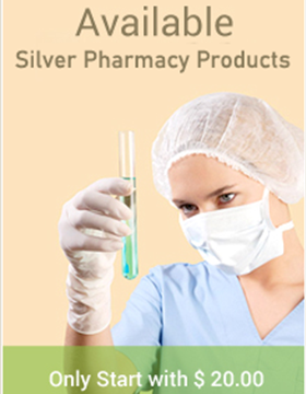 Silver Pharmacy Right Banner